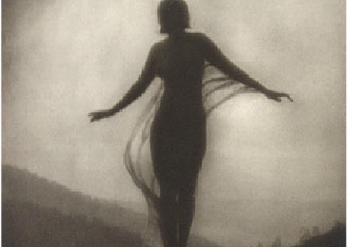Brigman, Anne - The Breeze c.1910 2005.29